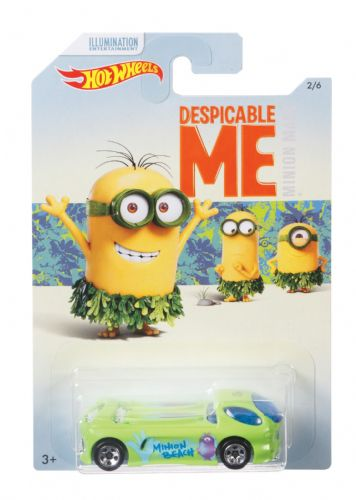 Hot Wheels Despicable Me Deora 2